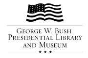logo george w bush library